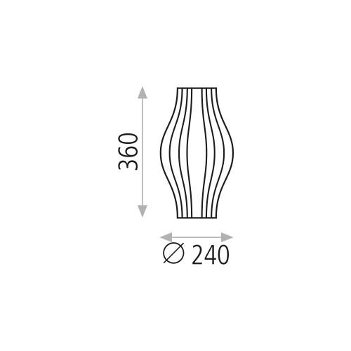 ACB.3054/35 WH Masa Lambası