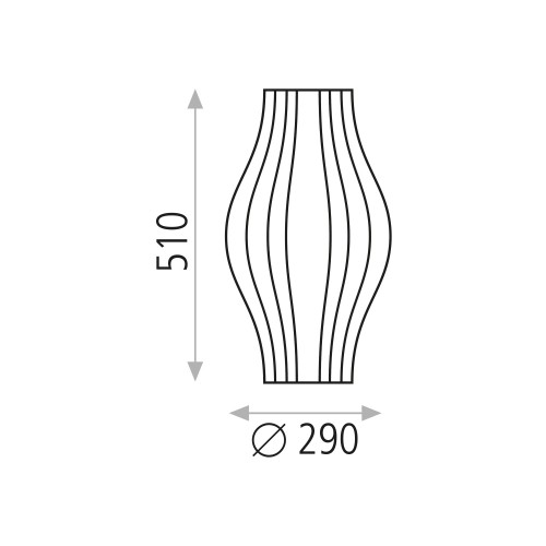 ACB.3054/50 STN Masa Lambası