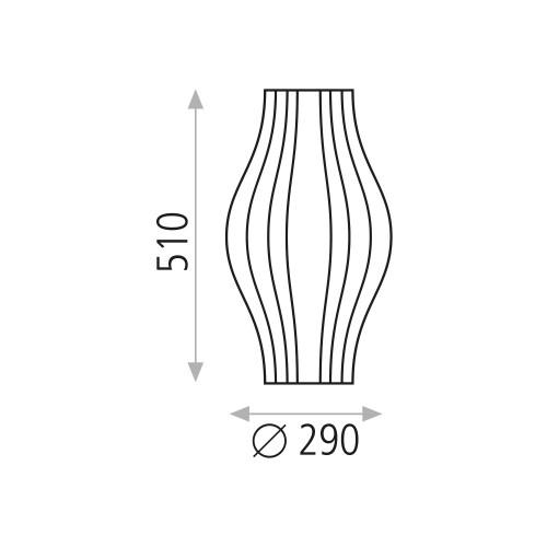 ACB.3054/50 WH Masa Lambası