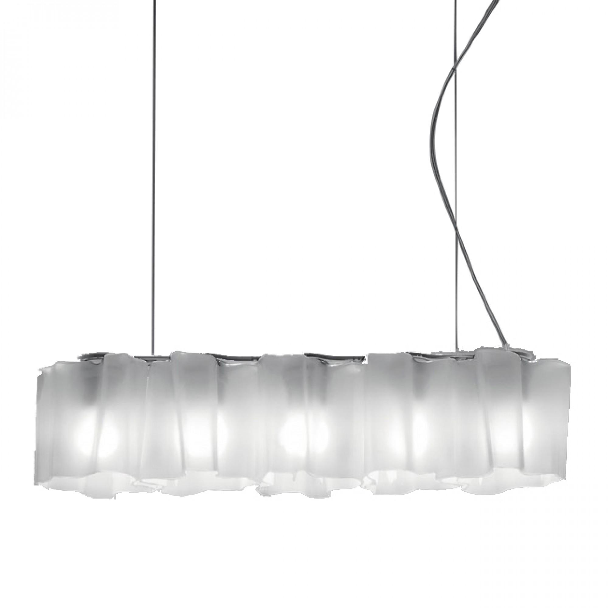 LOGICO SOSP. MICRO 5 IN LINEA SUSPENSION LAMP -  -  ARTEMIDE