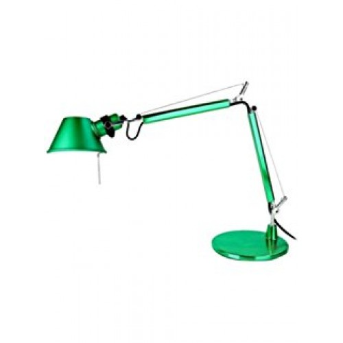 TOLOMEO MICRO ANODIZED GREEN TABLE LAMP