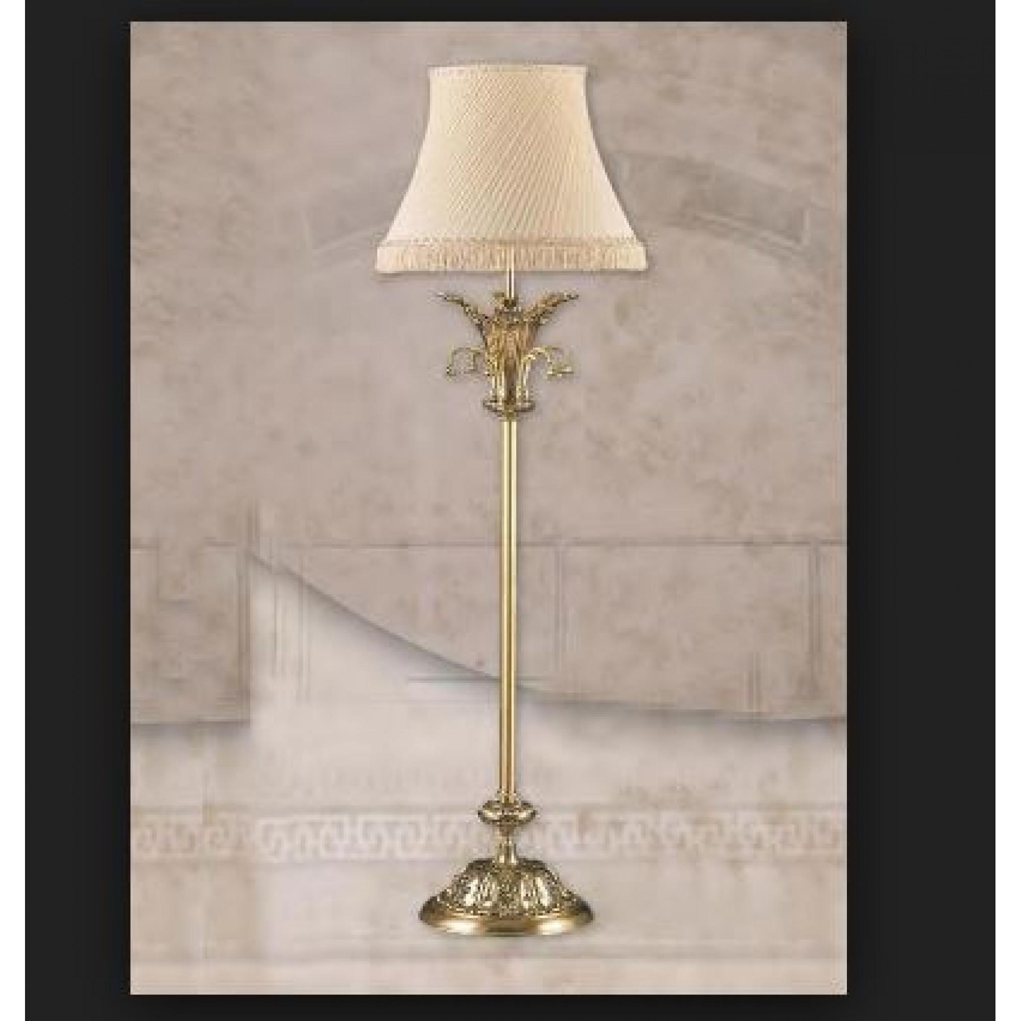LAMBADER 1L Q:50cm H:165cm  AB - Klasik -  RIPERLAMP