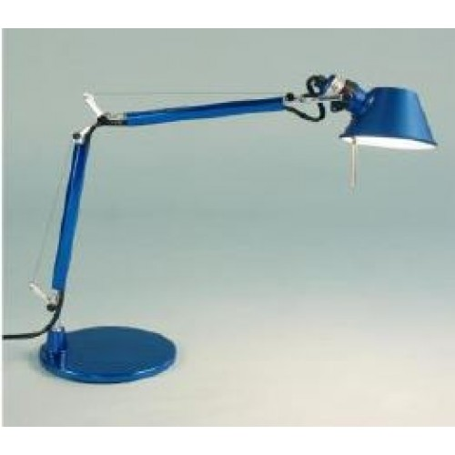 TOLOMEO MICRO ANODIZED TURQUOISE TABLE LAMP