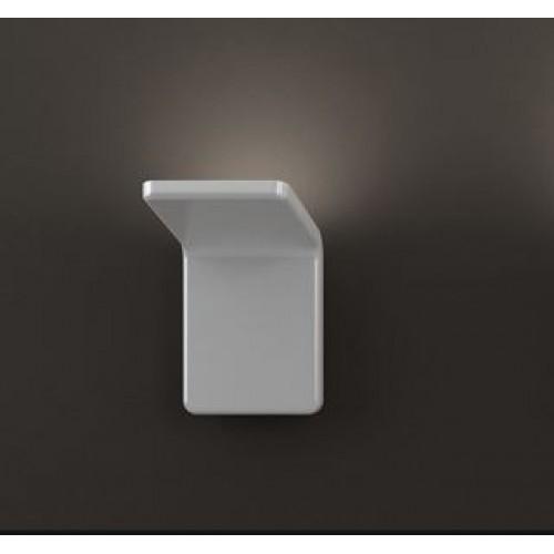 CUMA 10 LED W WHITE WALL LAMP