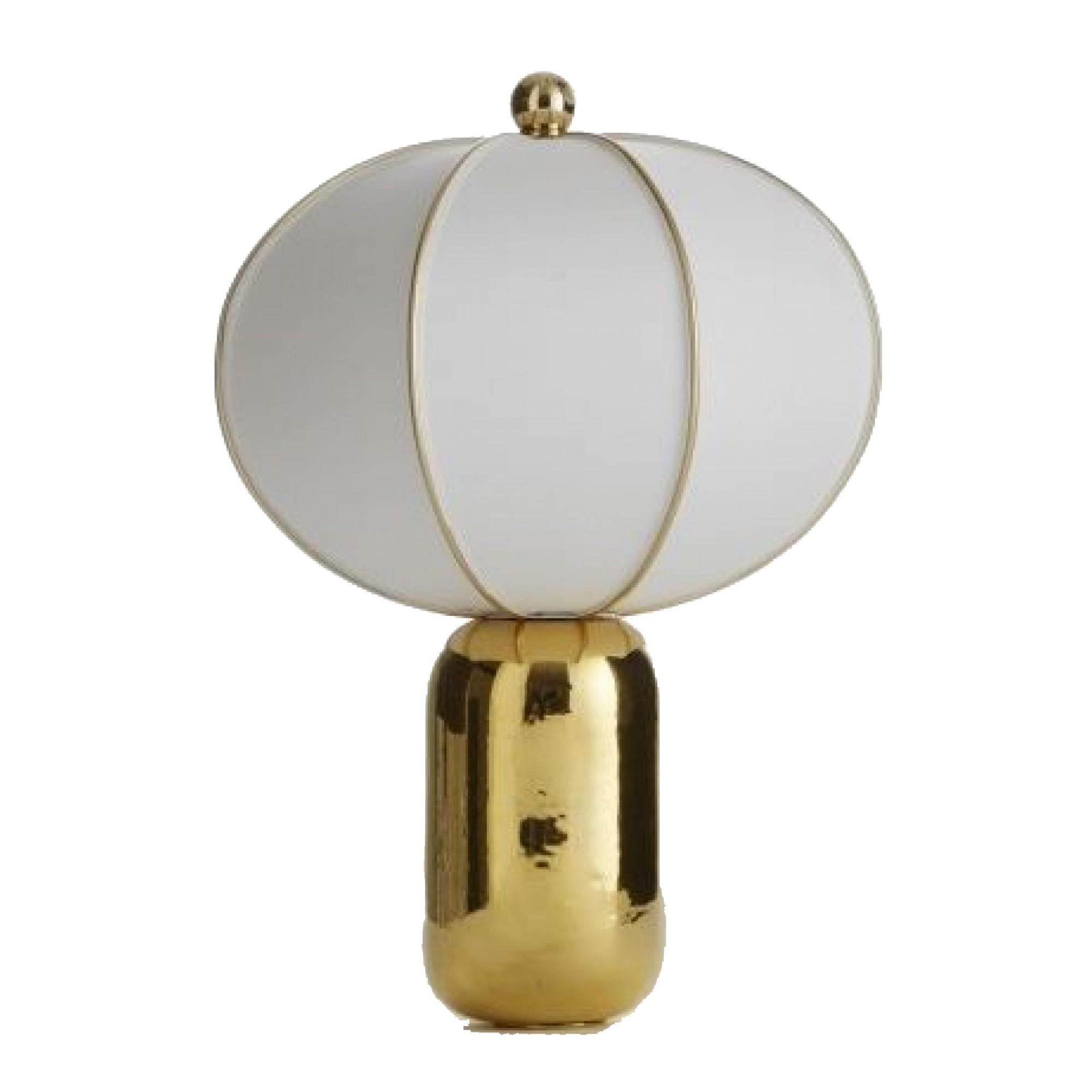 1L TABLE LAMP WITHCERAMIC COMPONENT - Modern -  MM LAMPADARI