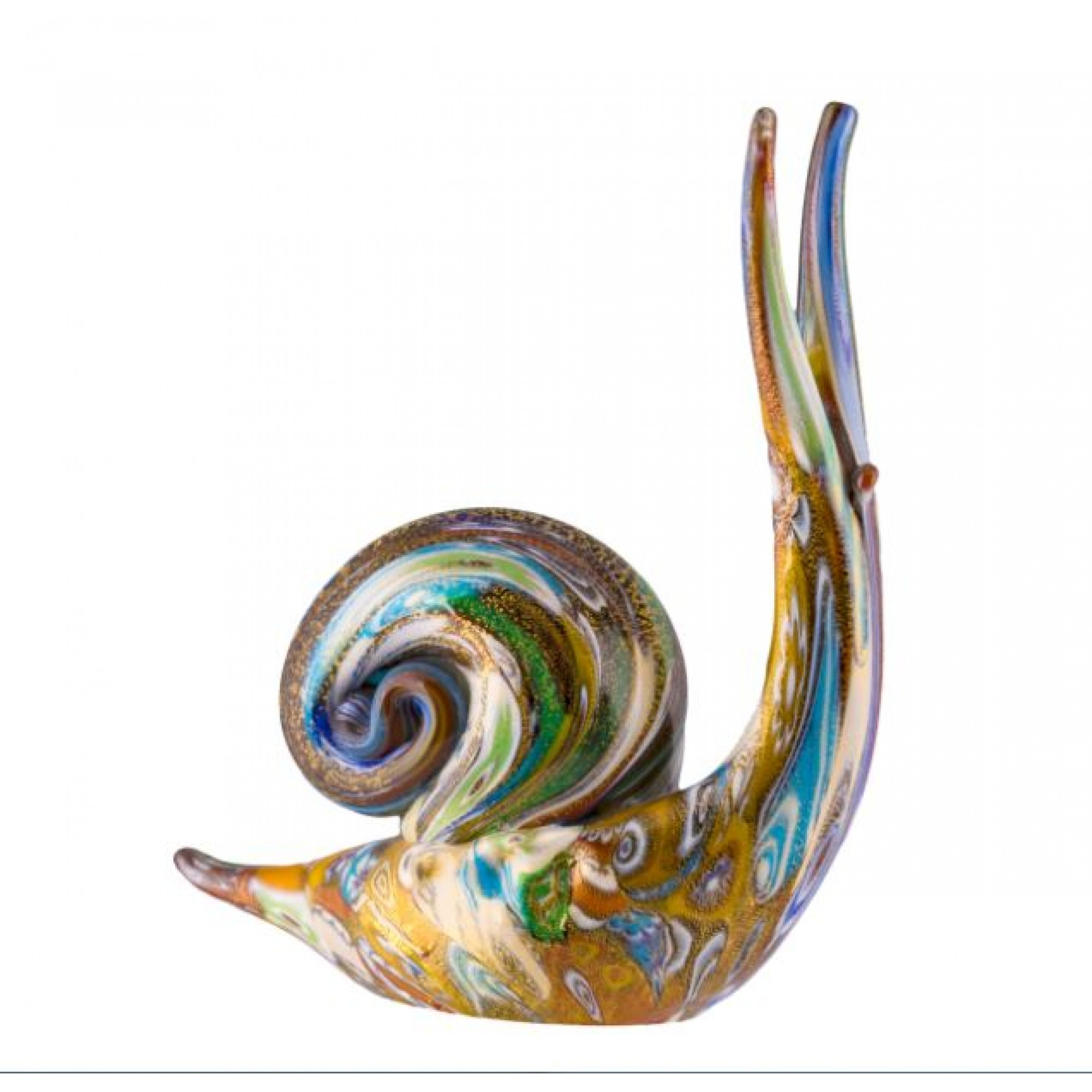 Animali Piccoli Snail - Murano Dekoratif Obje -  ARTE DI MURANO OBJE