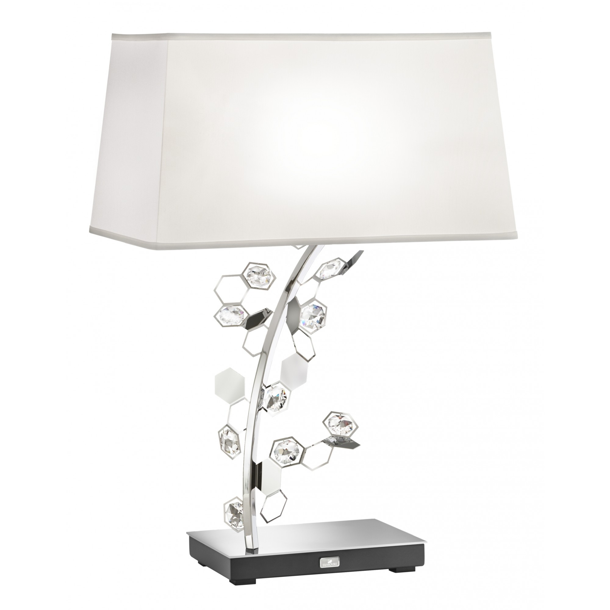 CRYSTALON TABLE LAMP - SW.SCY570E-SS1SAB -  CRYSTALON TABLE LAMP