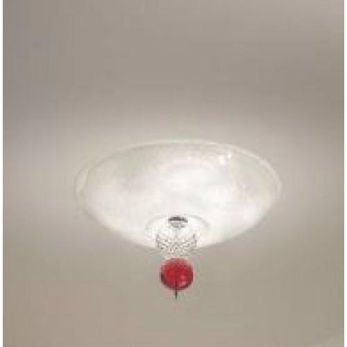 REGOLO 45x h:29 CLEAR BALL - Murano -  FEDERICO DE MAJO